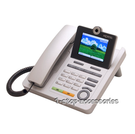 LG-NORTEL H.264 IP 1535 NTEX02BAE6 SIP VIDEO IP PHONE