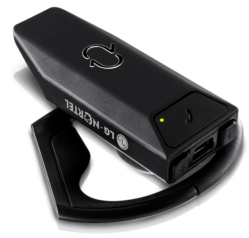 LG-Nortel IP 8502 Bluetooth Headset for PC Mac Computer
