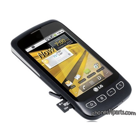 Used Sprint LG LS670 Optimus S Cell Phone No Contract GPS 3G