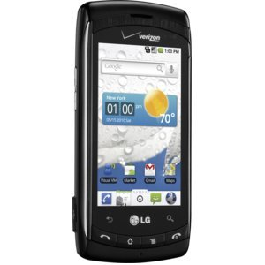 Used Ally VS740 - Verizon 3G Touchscreen Smartphone Wi-Fi BT GP