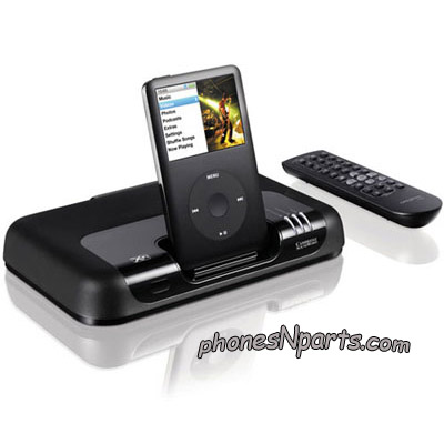 Creative MovieWorks HD High Def Dock iPod Touch Nano Mini DTS